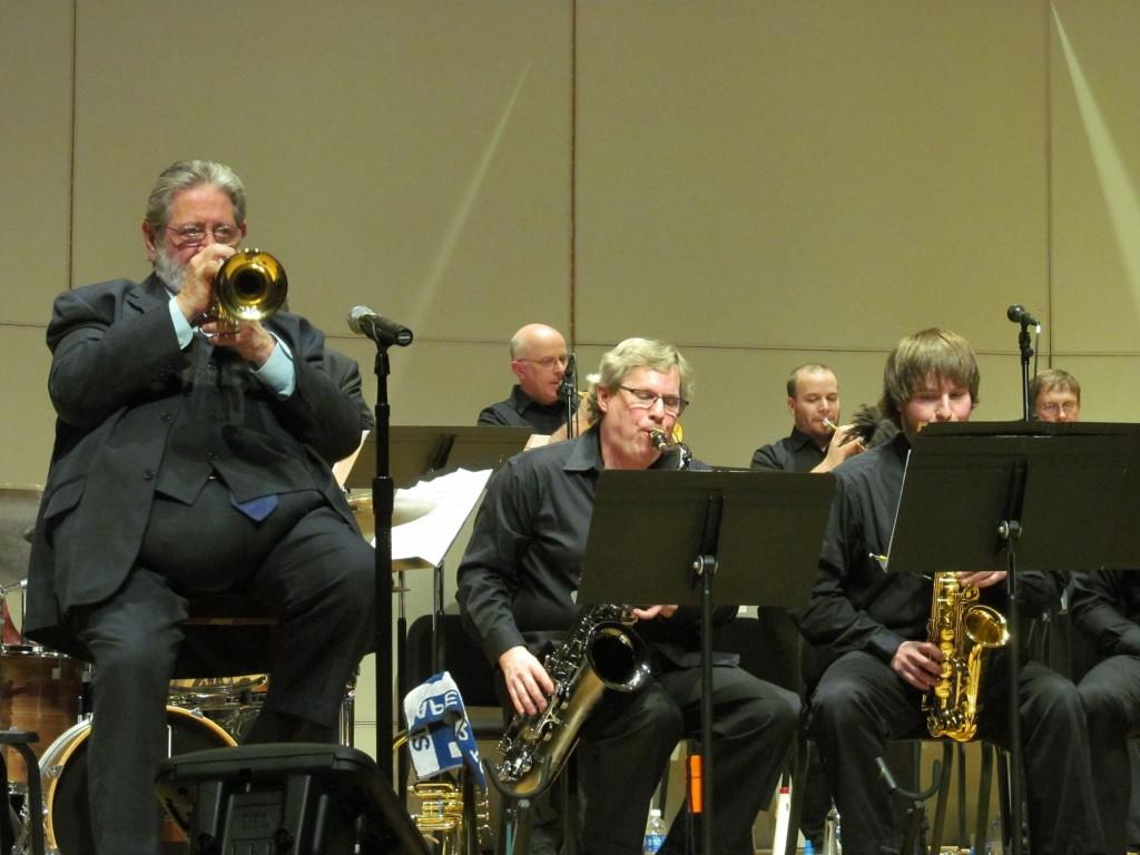 Bobby Shew w/the TU Jazz Festival Orchestra