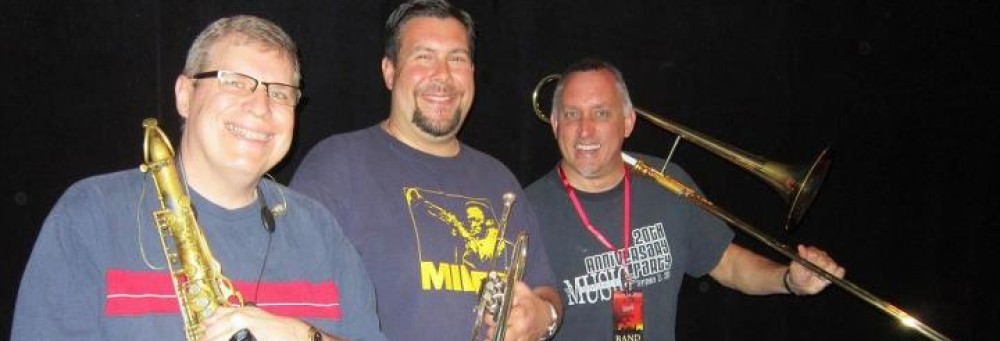 Barry's Saxophone Blog