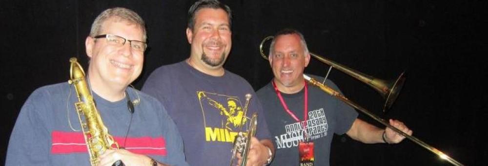 Barry's Saxophone Blog